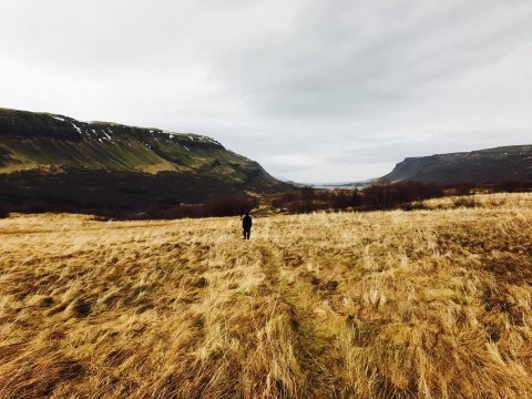 A beginner's guide to hiking: How I trekked through an Icelandic mountain range