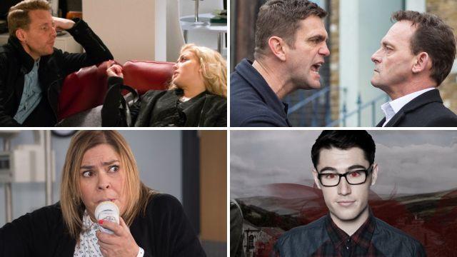 25 soap spoilers: Emmerdale stalker, EastEnders heartbreak, Corrie arrest, Hollyoaks tragedy
