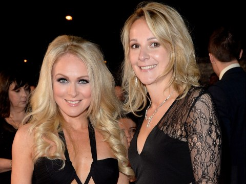'We drifted apart': Emmerdale star Michelle Hardwick reveals she and wife Rosie Nicholl have split
