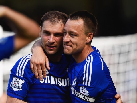John Terry is 'gutted' to say goodbye to Chelsea legend Branislav Ivanovic