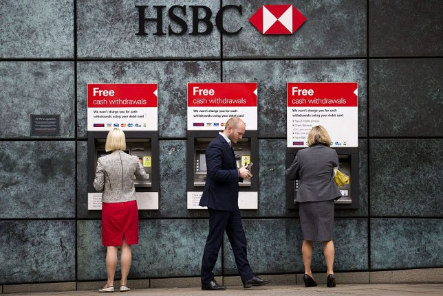 Bank holiday opening hours for HSBC, Halifax, Nationwide and more