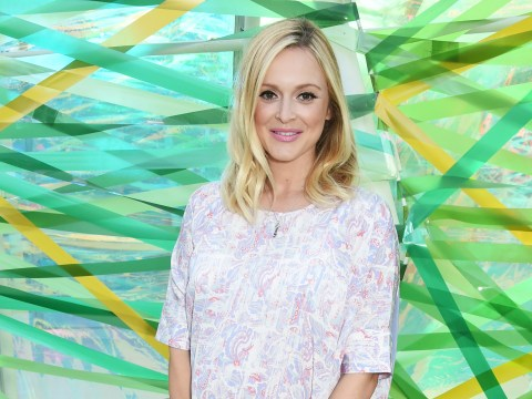 Fearne Cotton shares personal details about her brave battle with depression in new book Happy