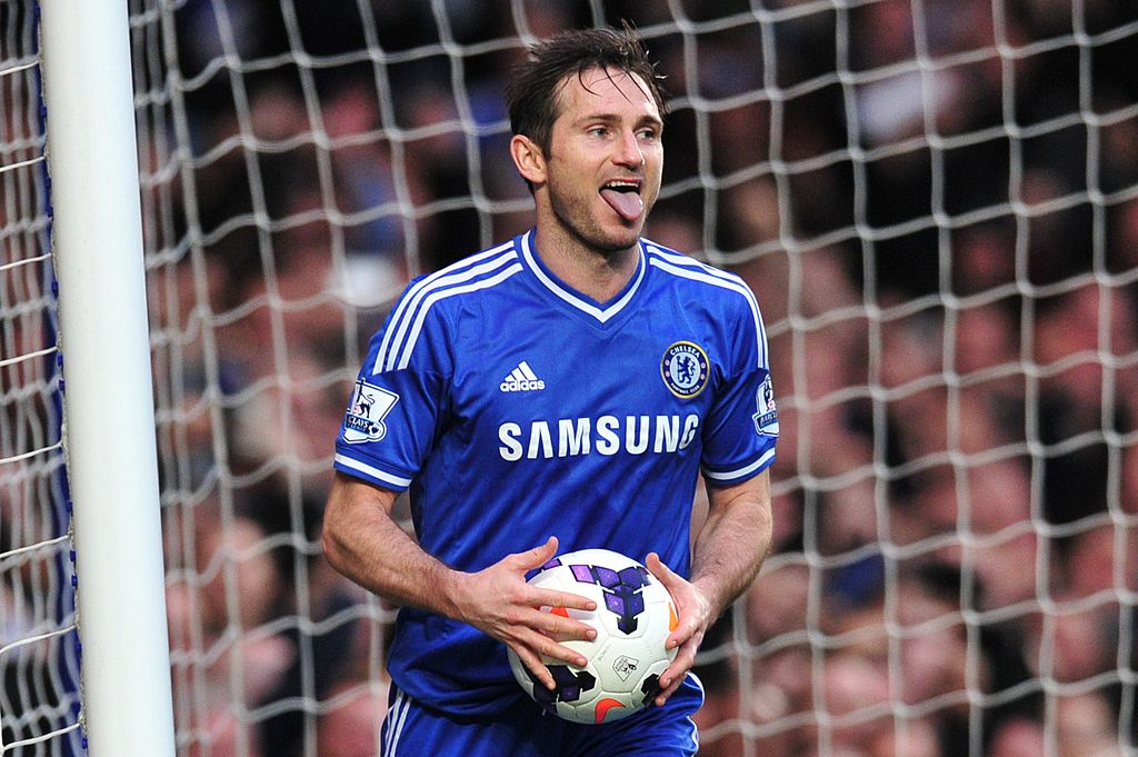 Chelsea legend Frank Lampard reveals the player he thought was from a different planet