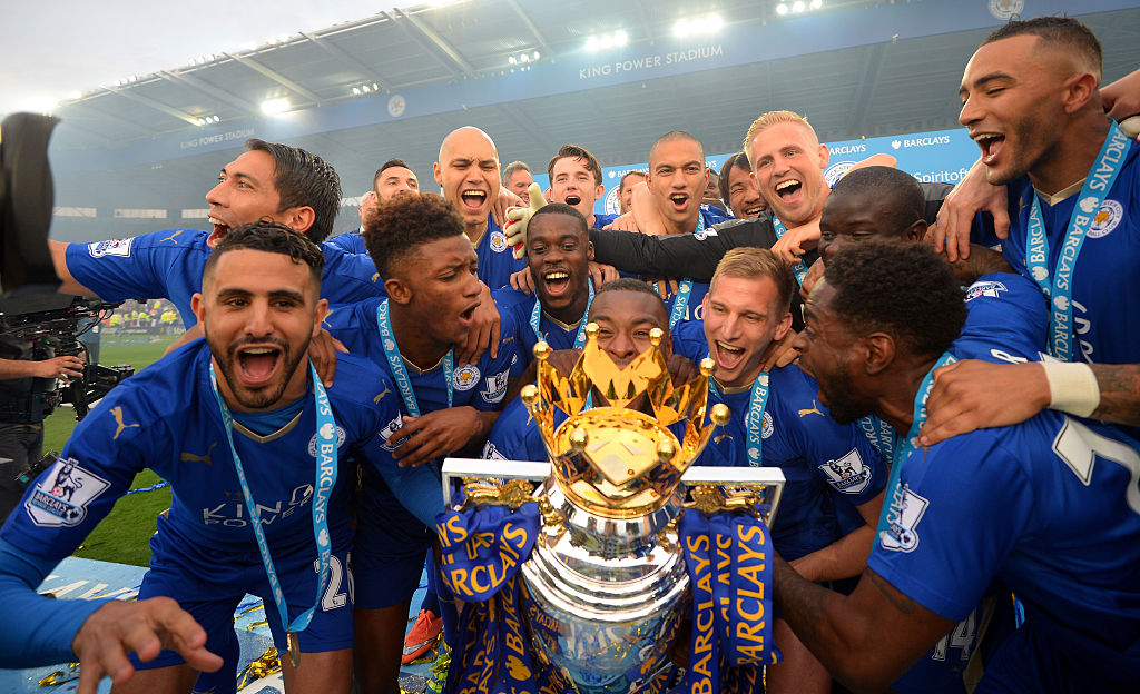 Liverpool legend Jamie Carragher admits to envying Leicester City