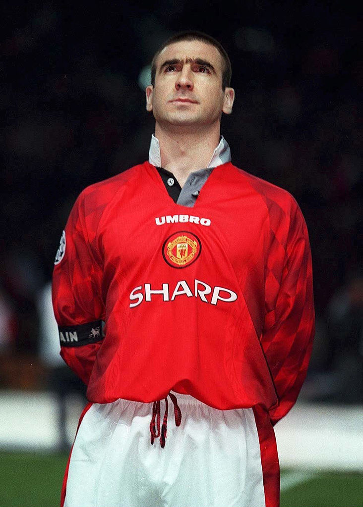 Eric Cantona snubs EVERY Man Utd team-mate by naming best he ever played with
