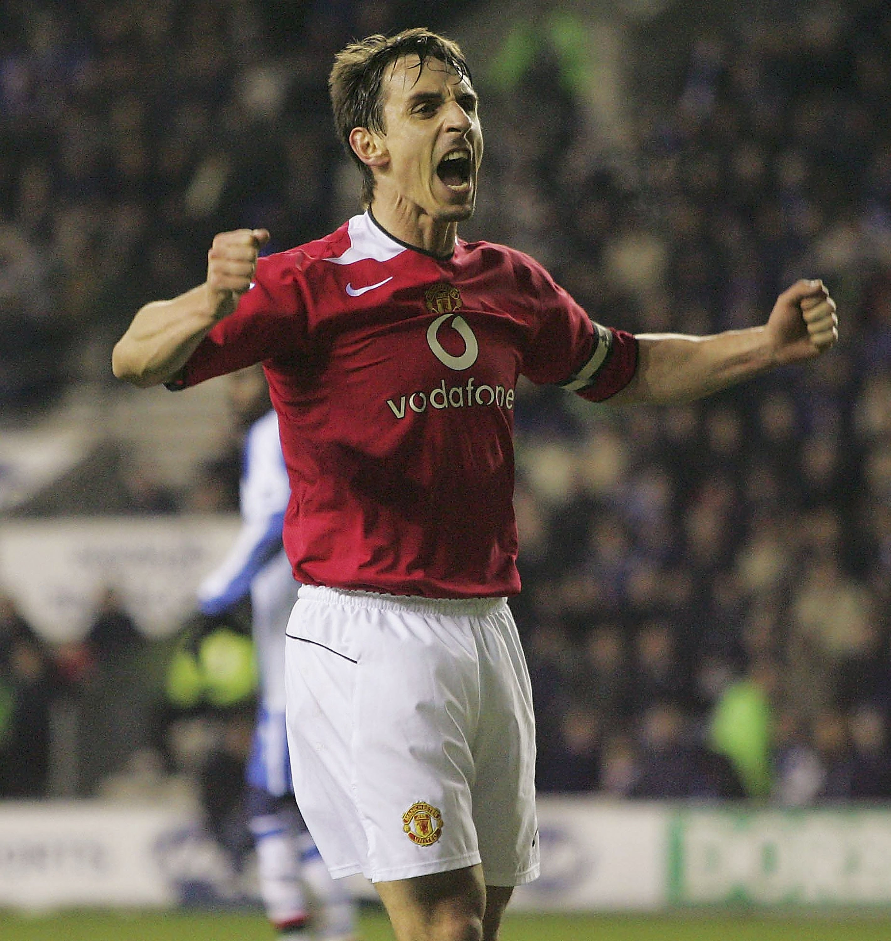 Gary Neville left voicemails on random Liverpool fan's phone after 2007 Champions League defeat