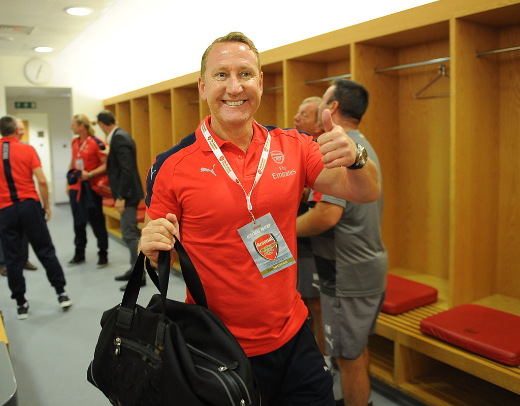 Ray Parlour makes rapping debut on song about Arsenal's Invincibles, Stormzy impressed