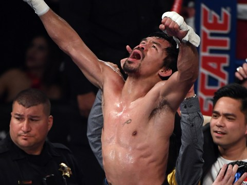 Manny Pacquiao reveals terms agreed with Amir Khan for April 23 fight