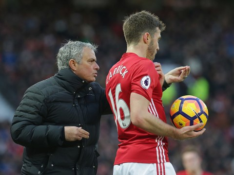 Michael Carrick won't celebrate if Manchester United qualify for Champions League