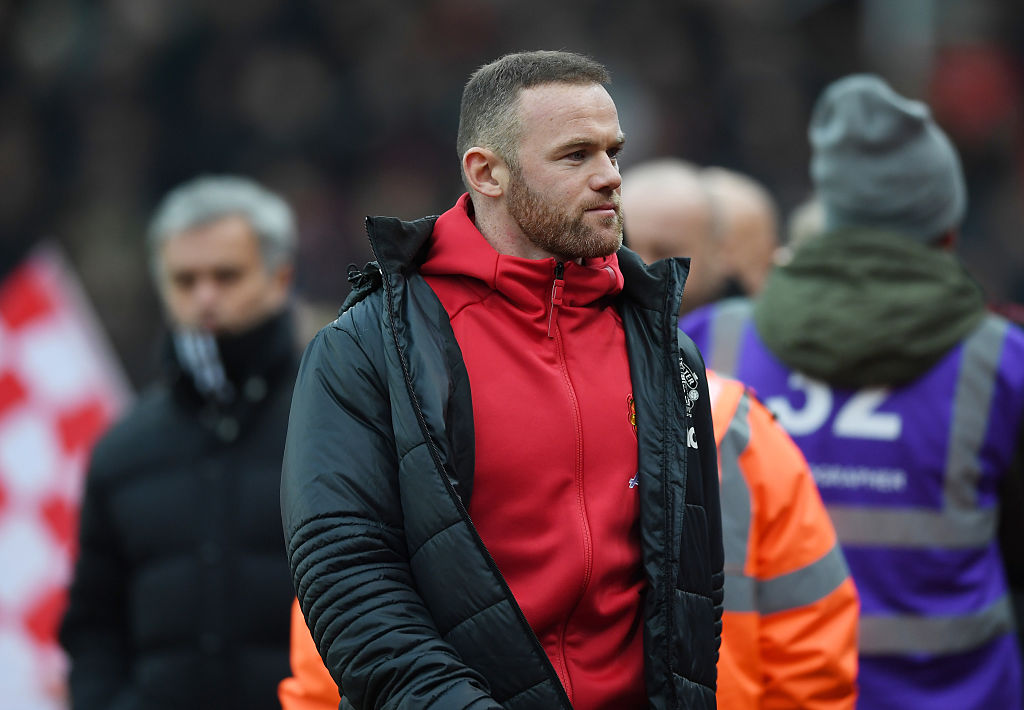 Manchester United's Wayne Rooney tipped to seal Everton transfer return