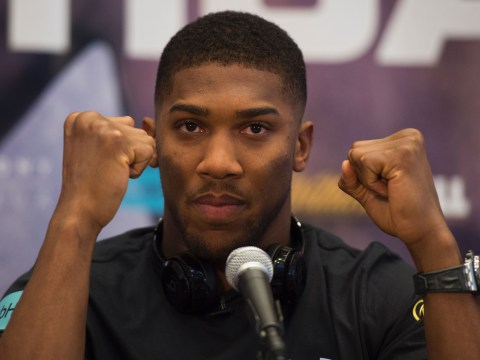 Anthony Joshua and Wladimir Klitschko officially sold out as last batch sells out in 25 minutes