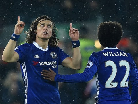 Chelsea rock David Luiz deserves to be a contender for player of the year, says Jamie Carragher