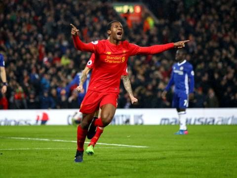 Georginio Wijnaldum reveals Jurgen Klopp's half-time message that inspired Liverpool goal v Chelsea