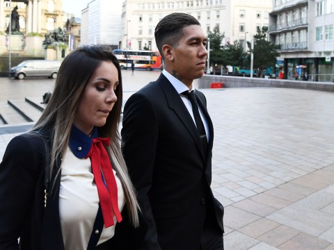 Liverpool forward Roberto Firmino hit with drink-driving ban