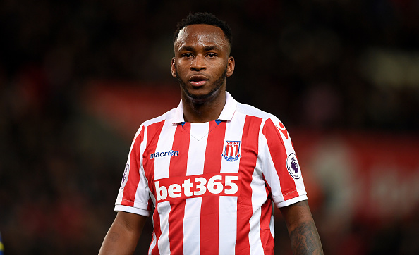 Stoke striker Saido Berahino was banned after testing positive in drugs test