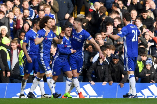 Chelsea news: Premier League title to be sealed with four