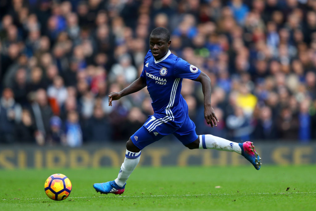 Everton's Steve Walsh reveals how he finds talent like N'Golo Kante