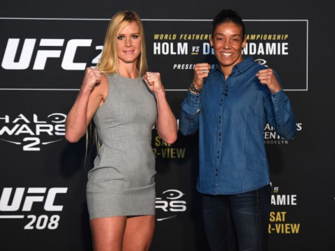 UFC 208 fight card, date, time, UK TV channel and odds for Holm vs De Randamie