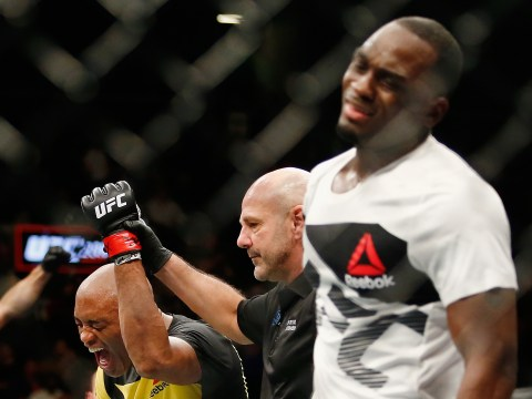 Anderson Silva thanks UFC and fans after gaining first win in over four years against Derek Brunson