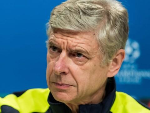 Arsene Wenger explains why he dropped Theo Walcott for Bayern Munich clash
