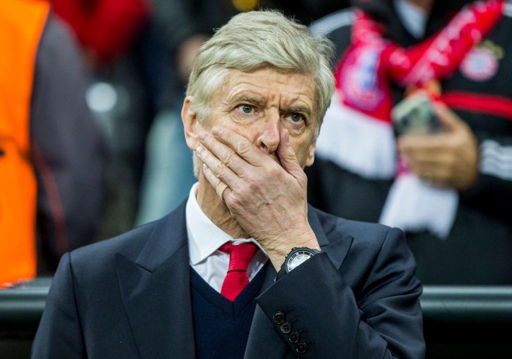 Bayern Munich have first refusal to sign ex-Arsenal winger Serge Gnabry