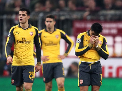 I've never seen a team play as badly as Arsenal against Bayern Munich, says Oliver Kahn