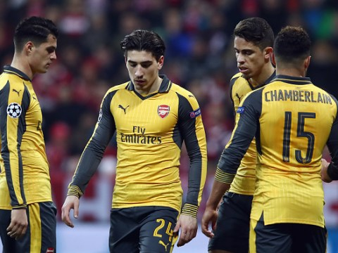 Arsene Wenger clarifies what happened in Arsenal dressing room after Bayern Munich mauling