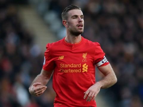 Liverpool boss Jurgen Klopp confirms Jordan Henderson set to miss Arsenal visit