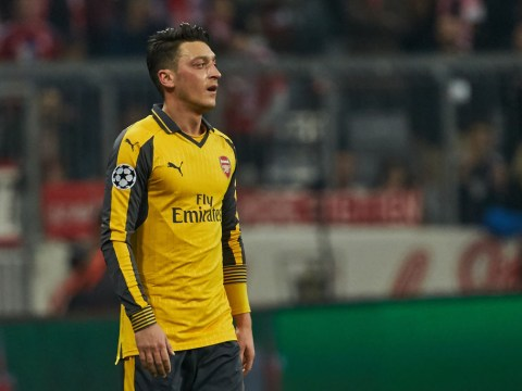 Arsenal's Mesut Ozil doesn't run enough or make enough impact in big games, says Robbie Savage