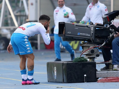 Arsenal make Lorenzo Insigne their No 1 transfer target this summer