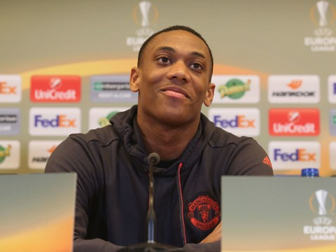 Anthony Martial basically blames Jose Mourinho for his poor Manchester United form this season