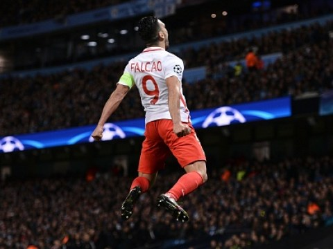 Manchester United fans order Jose Mourinho to re-sign Radamel Falcao after double against Manchester City