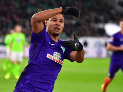 Serge Gnabry stats show Arsenal sold the wrong player last summer