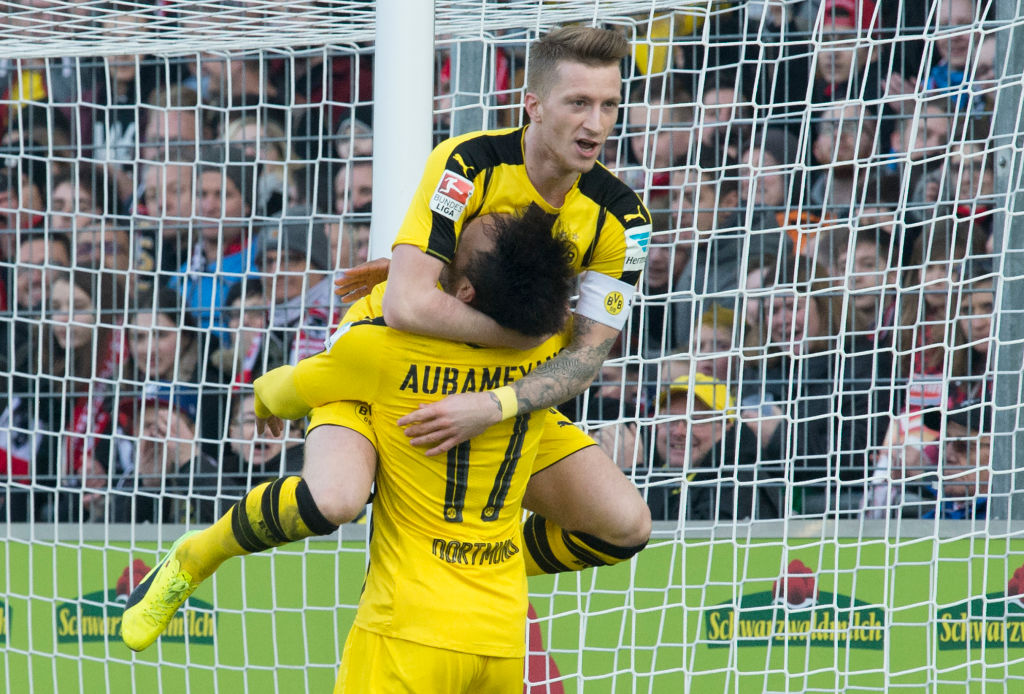 Arsenal target Marco Reus can leave this summer, hints Borussia Dortmund chief