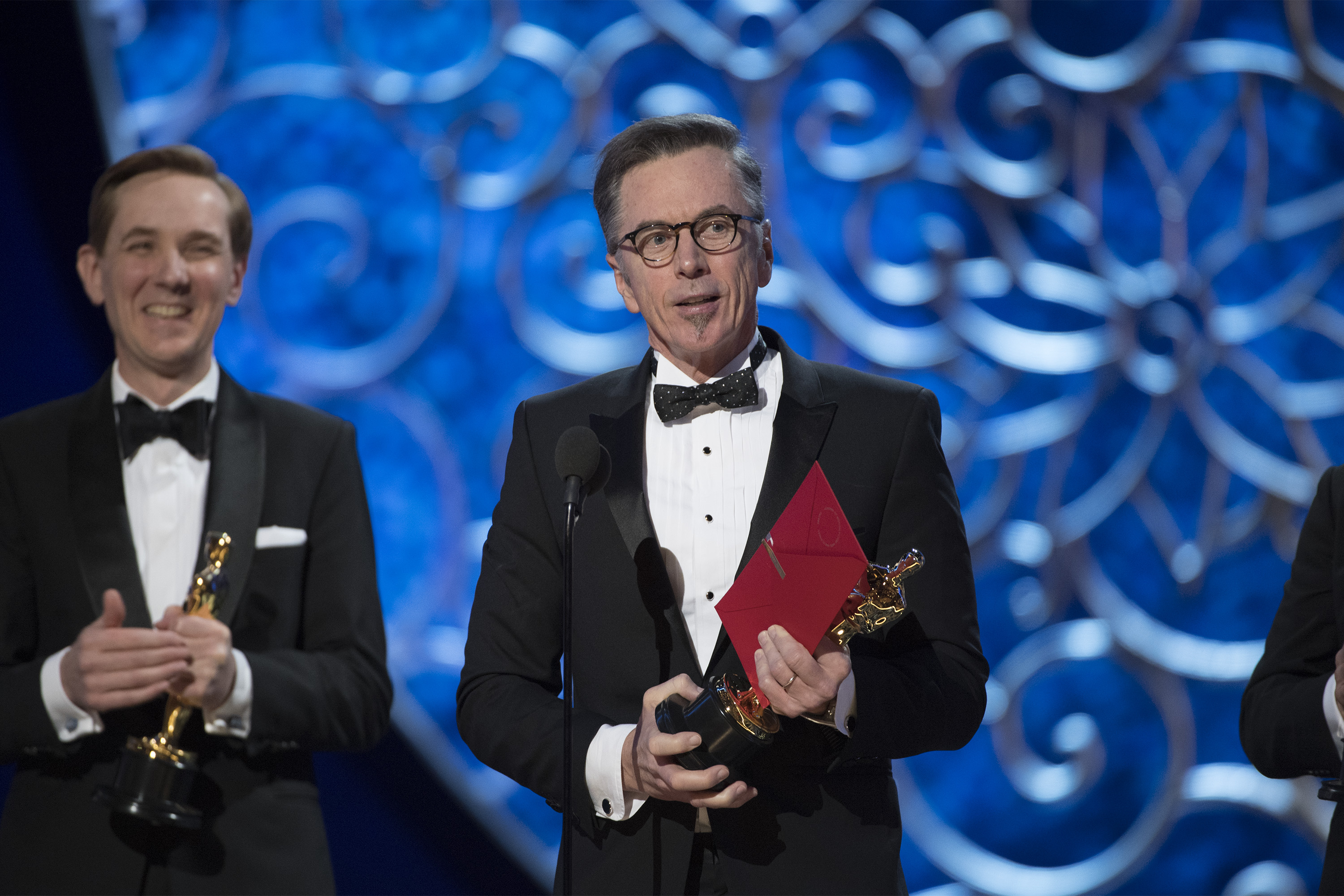 Sound mixer Kevin O'Connell FINALLY wins an Oscar after 21 nominations