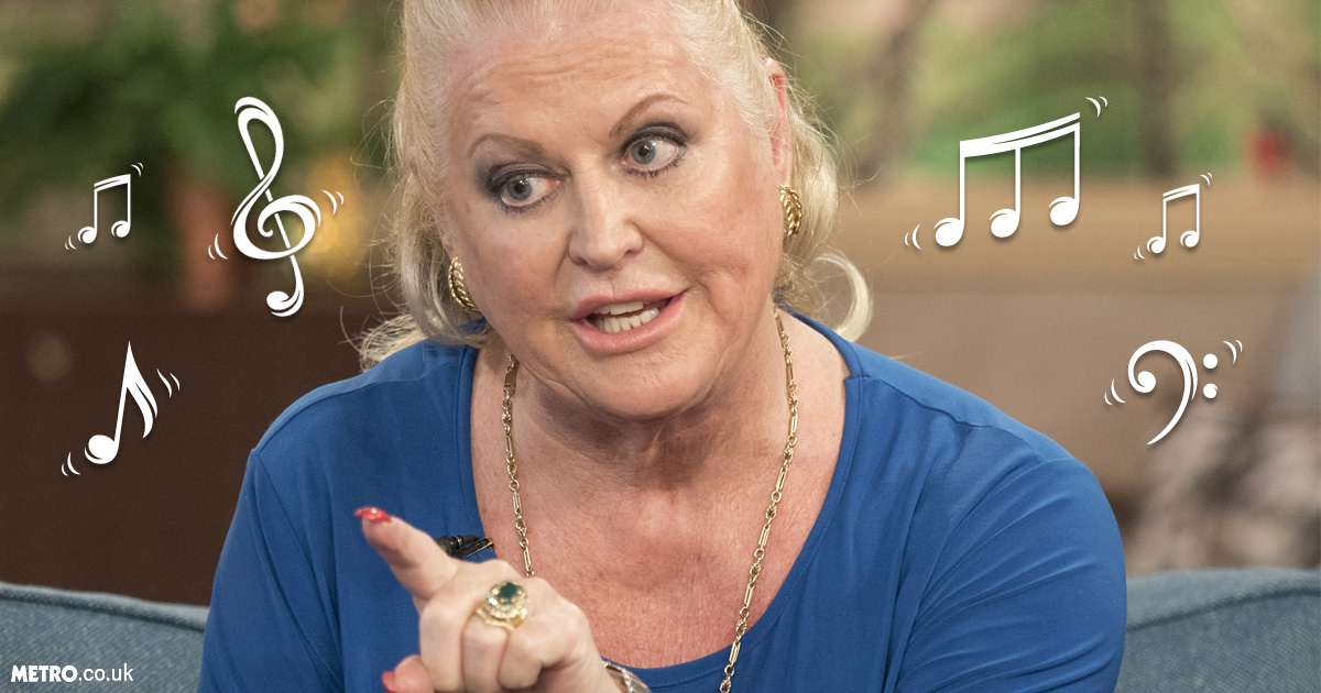 Kim Woodburn's tiff with Phillip Schofield on This Morning has been turned into a song