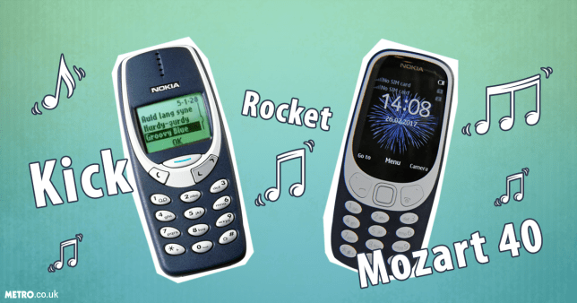 We ranked the Nokia 3310 ringtones from worst to best | Metro News