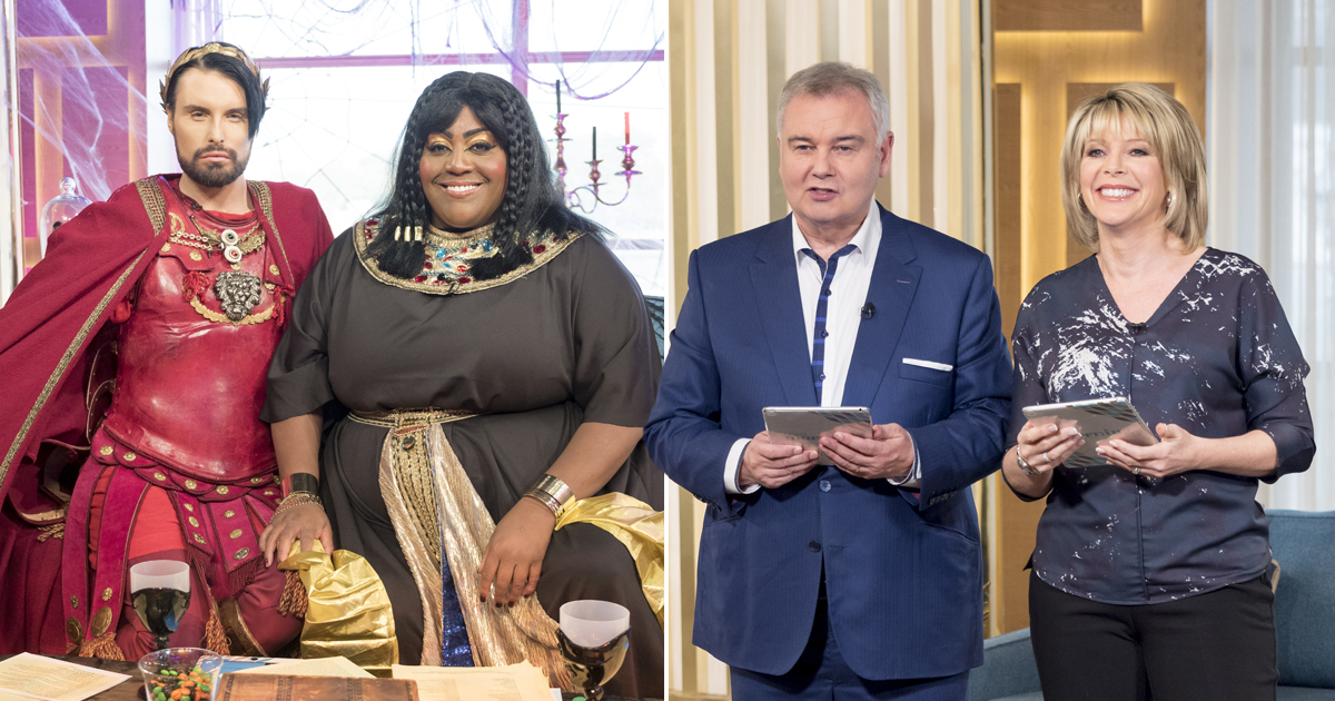 Rylan Clark and Alison Hammond 'being trialled as full presenters on This Morning's Friday shows'