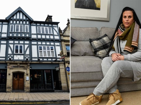 Pregnant woman refused service at pub because she was wearing a grey tracksuit