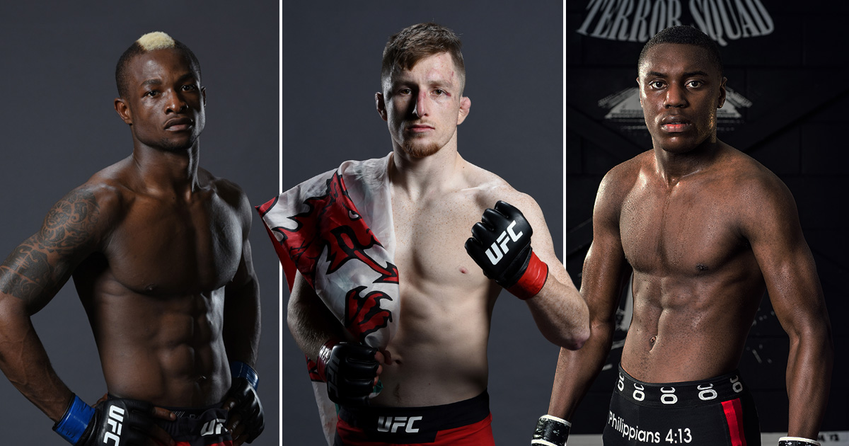 UFC star Marc Diakiese tops Brad Pickett's list of British MMA fighters to look out for in 2017