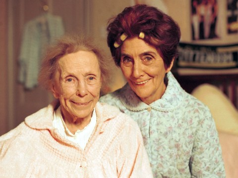 June Brown reveals 'rivalry' with late EastEnders co-star Gretchen Franklin