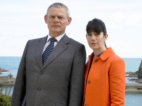 Martin Clunes says Doc Martin might 'retire' after the next series