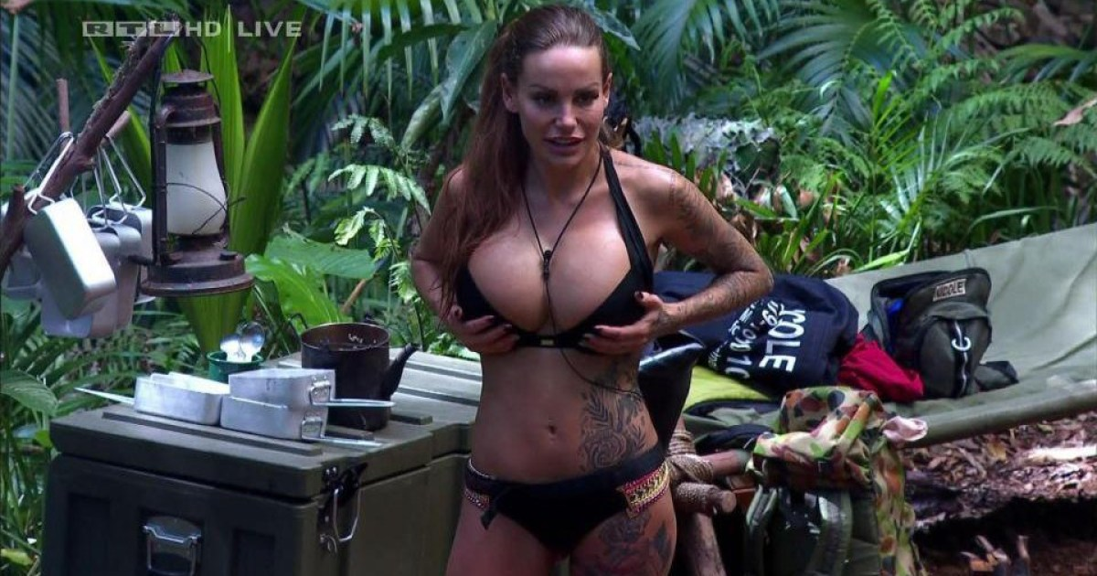 Germanys version of Im A Celebrity sees the celebs get