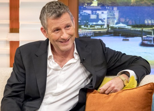 EDITORIAL USE ONLY. NO MERCHANDISING Mandatory Credit: Photo by Ken McKay/ITV/REX/Shutterstock (8193005f) Adam Hills 'Good Morning Britain' TV show, London, UK - 01 Feb 2017 Controversial Australian comedian, writer and television presenter Adam Hills tells us about the current political climate and how it's a gift for the new and tenth series of The Last Leg. He's also added extra dates for his Clown Heart Tour.