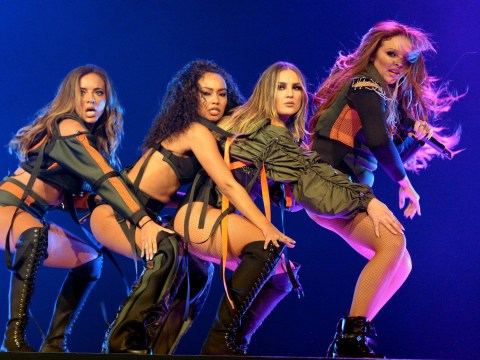 Little Mix are on course to crack America as they kick off Dangerous Woman tour with Ariana Grande