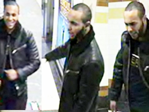 Violent man punches teenager and breaks her nose at Tube station