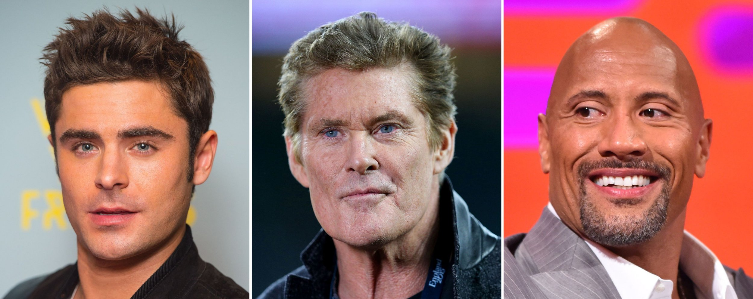 David Hasselhoff teases 'unexpected' details about Baywatch movie reboot