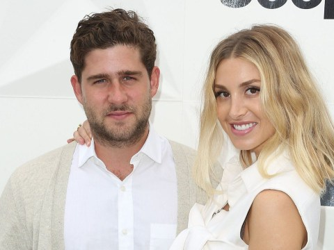 The Hills star Whitney Port announces she's pregnant in adorable Instagram snap