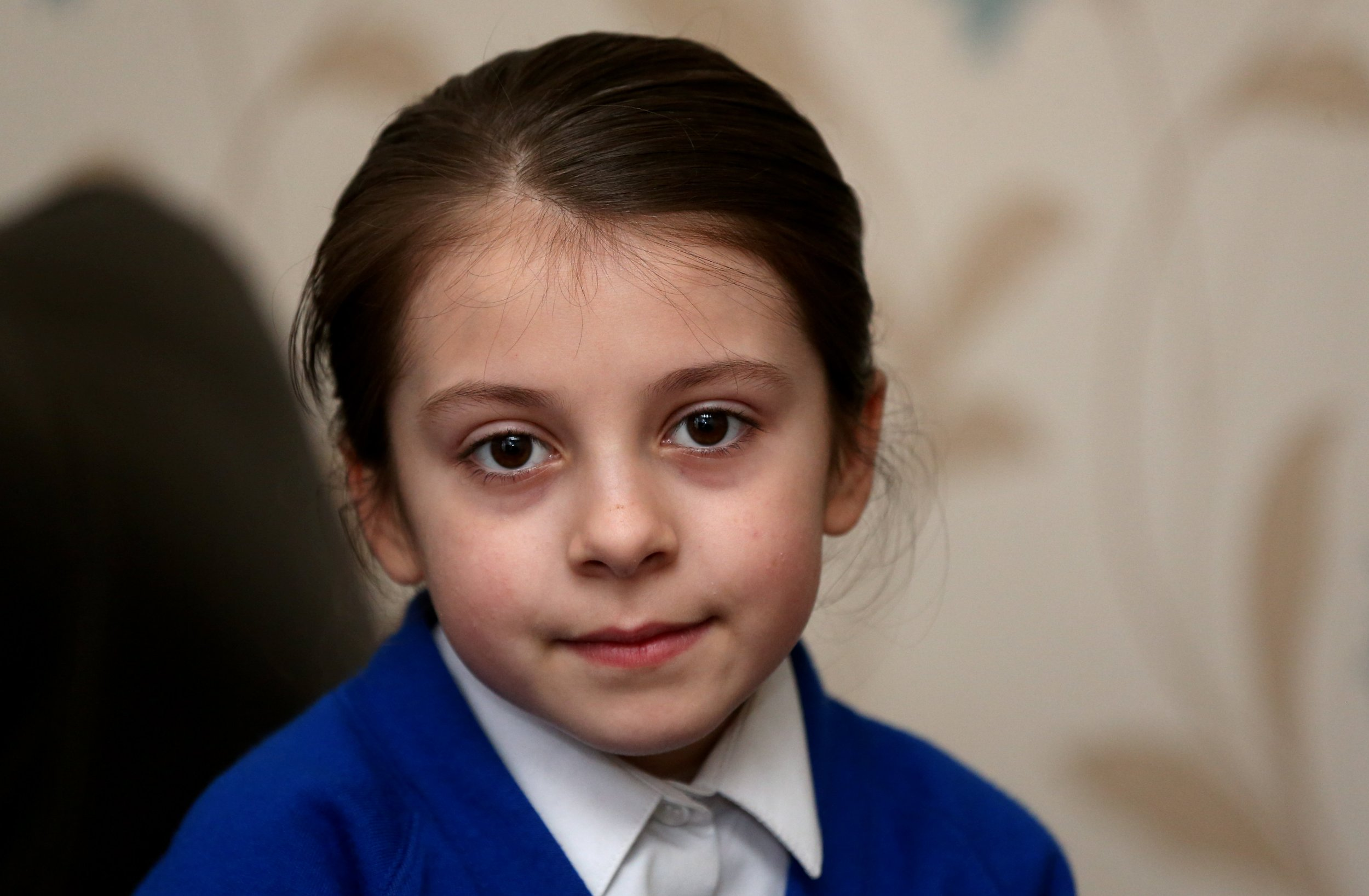 Ruby-Mai Bell, 9 who was accidentally given methadone by pharmacist. See NTI copy NTIMETH: Police and NHS England have launched an investigation after a nine-year-old girl nearly died when a bungling pharmacist gave her METHADONE instead of antibiotics. Little Ruby-Mai Bell had to be rushed to hospital after she was given a dose of the powerful drug which is usually used to treat heroin addiction. Her mum Donna Buckley, 36, had taken her to their local GP who prescribed her antibiotics for a water infection on Tuesday (7/2). But when they went to pick it up at Manor Pharmacy in The Meadows, Nottingham, they were accidentally given someone else's medication.