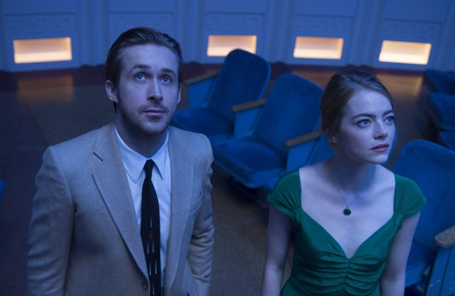La La Land stars Ryan Gosling and Emma Stone (Picture: Black Label M/REX/Shutterstock)